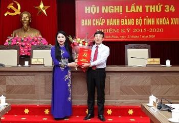 Ban Bí thư chuẩn y nhân sự tại Vĩnh Phúc, Thái Nguyên và Quảng Ngãi
