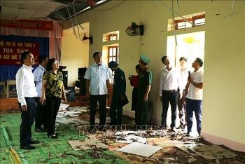 Tập trung khắc phục hậu quả động đất, đảm bảo an toàn đập thuỷ điện