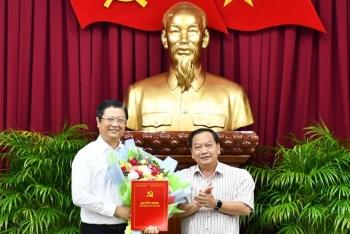 Phó Chủ tịch UBND TP. Cần Thơ được điều động giữ chức Phó Trưởng Ban đối ngoại Trung ương