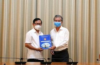 Tin bổ nhiệm nhân sự, lãnh đạo mới TP.HCM, Đồng Nai, Vĩnh Long