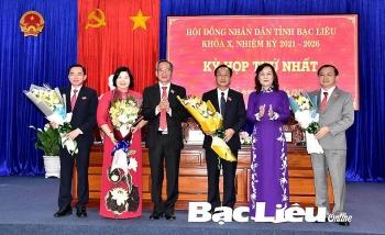 Bạc Liêu bầu Chủ tịch, Phó Chủ tịch HĐND và UBND khóa mới