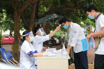 Bảo đảm quyền lợi cho thí sinh thi tốt nghiệp THPT