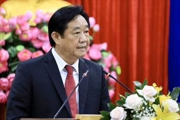 Ông Nguyễn Hoàng Thao làm Phó Bí thư Thường trực Tỉnh ủy Bình Dương