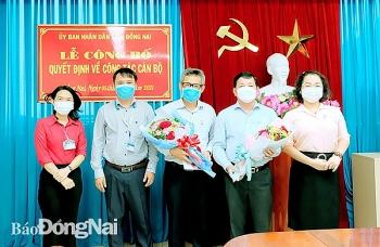 Bổ nhiệm nhân sự, lãnh đạo mới tại Hà Tĩnh, Thừa Thiên - Huế, Đồng Nai