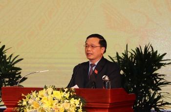 Ông Triệu Đình Lê được bầu giữ chức Chủ tịch HĐND tỉnh Cao Bằng