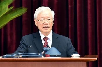 Tổng Bí thư Nguyễn Phú Trọng: Tiến tới xây dựng một chiến lược đại đoàn kết toàn dân tộc trong giai đoạn cách mạng mới