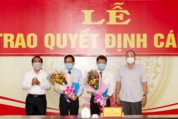 An Giang, Đồng Tháp, Sóc Trăng bổ nhiệm hàng loạt nhân sự, lãnh đạo mới