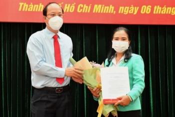 Loạt nhân sự mới được điều động, bổ nhiệm tại Hà Nội, TP.HCM