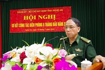 Đại tá Trần Hải Bình làm Phó Tham mưu trưởng Bộ đội Biên phòng