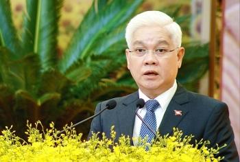 Chân dung ông Nguyễn Văn Lợi - tân Bí thư Tỉnh ủy Bình Dương