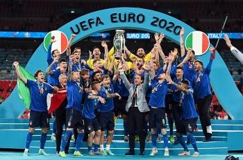 Hành trình lên ngôi vô địch EURO 2020 của Italia