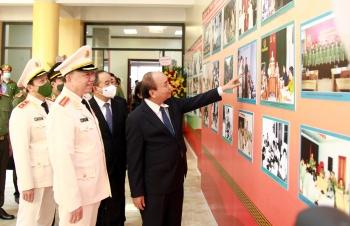 Chủ tịch nước Nguyễn Xuân Phúc: An ninh quốc gia là đặc biệt hệ trọng, then chốt, sống còn