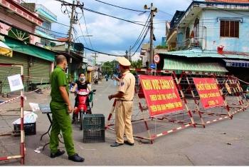 Hà Nội sẽ lập 22 chốt kiểm soát người và phương tiện ra vào thành phố