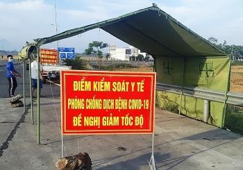 Danh sách 22 chốt kiểm soát dịch COVID-19 ra vào Hà Nội