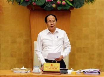 Phó Thủ tướng Lê Văn Thành giữ chức Chủ tịch Ủy ban sông Mê Công Việt Nam