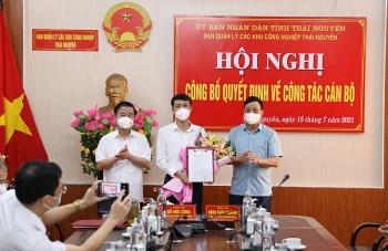 Loạt nhân sự mới được điều động, bổ nhiệm tại Nghệ An, Hải Phòng, Thái Nguyên