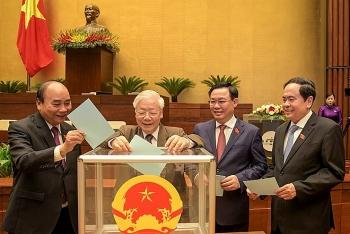Quốc hội sẽ bầu Chủ tịch nước, Thủ tướng vào ngày 26/7