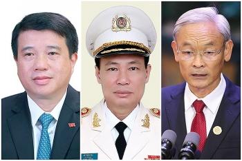 Quốc hội bầu tân Chủ tịch Hội đồng Dân tộc và 2 chủ nhiệm ủy ban mới