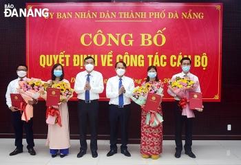Điều động, bổ nhiệm nhân sự mới tại Đà Nẵng, Đồng Nai và Bà Rịa - Vũng Tàu