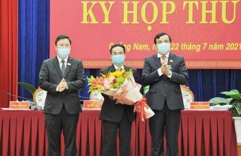 Ông Trần Anh Tuấn được bầu làm Phó Chủ tịch UBND tỉnh Quảng Nam