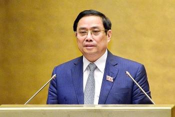 Thủ tướng Phạm Minh Chính: Giữ ổn định cơ cấu tổ chức của Chính phủ là cần thiết, phù hợp