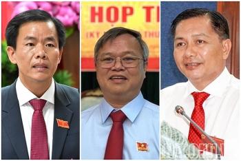 Thủ tướng phê chuẩn Chủ tịch và Phó Chủ tịch UBND 8 tỉnh