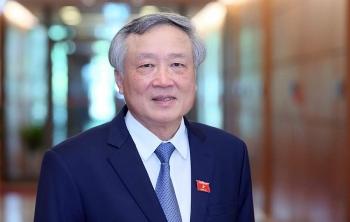 Ông Nguyễn Hòa Bình được bầu làm Chánh án TAND tối cao