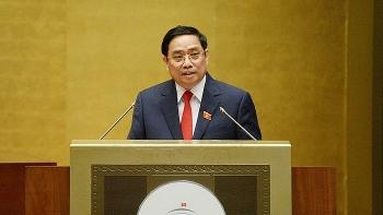 Thủ tướng trình Quốc hội xem xét cơ cấu Chính phủ gồm 27 thành viên, giảm 1 Phó Thủ tướng