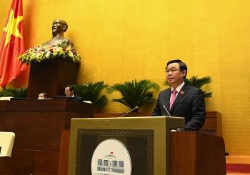 Chủ tịch Quốc hội Vương Đình Huệ: Tổ chức tốt hơn nữa các chính sách ưu đãi người có công với cách mạng