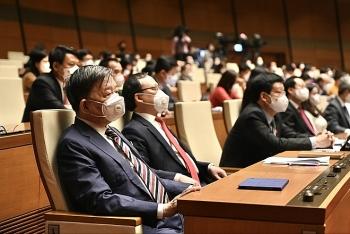 Quốc hội đồng ý Chính phủ khóa mới giảm 1 Phó Thủ tướng