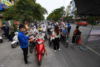 6 đối tượng dự kiến được cấp giấy đi đường ở Hà Nội