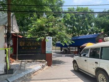 Hà Nội tạm thời phong tỏa Bệnh viện đa khoa huyện Chương Mỹ