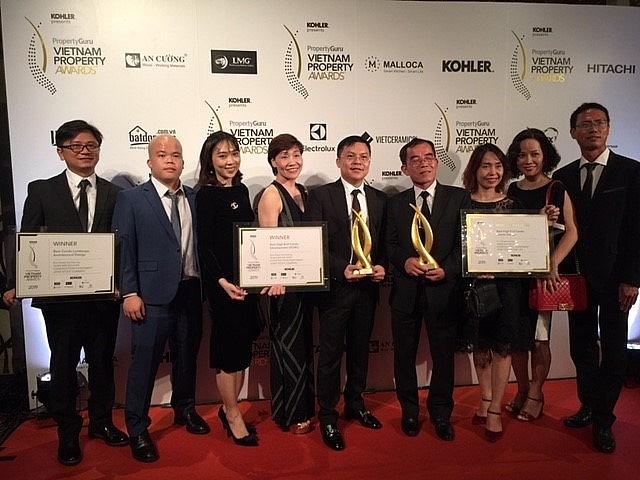 eco green sai gon thang lon tai propertyguru vietnam awards 2019