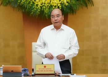 Thủ tướng: Cân nhắc quy mô, phạm vi khi áp dụng giãn cách xã hội