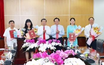 Bổ nhiệm nhân sự, lãnh đạo mới Điện Biên, Tuyên Quang, Bình Dương