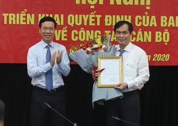 Ban Tuyên giáo Trung ương có tân Phó Trưởng ban