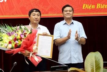 Bổ nhiệm nhân sự, lãnh đạo mới Điện Biên, Ninh Thuận, Bình Thuận