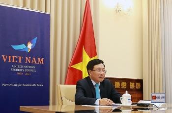 Ông Phạm Bình Minh: Thúc đẩy nỗ lực hợp tác đa phương để giải quyết khủng hoảng