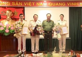 Ban Bí thư chuẩn y nhân sự mới Đảng ủy Công an Trung ương, Tỉnh ủy Nghệ An