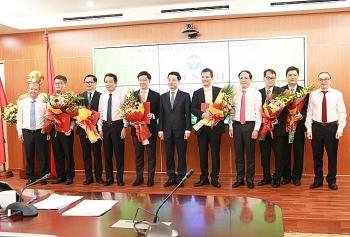 Bổ nhiệm nhân sự mới Bộ Thông tin và Truyền thông, Tòa án nhân dân tối cao