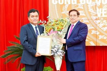 Chân dung ông Hồ Văn Niên - tân Bí thư Tỉnh ủy Gia Lai