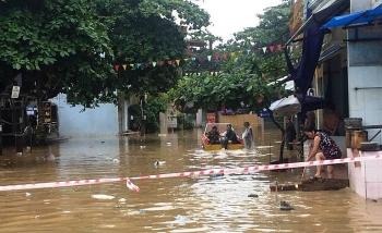 Mưa lũ khiến 6 người chết, dự báo tiếp tục mưa to ở Bắc Bộ và Thanh Hóa