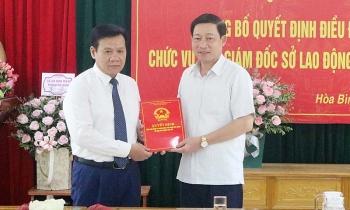 Điều động, bổ nhiệm lãnh đạo mới TP.HCM, Hòa Bình, Phú Thọ