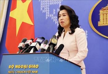 Trung Quốc điều máy bay chiến đấu ra Hoàng Sa là vi phạm chủ quyền của Việt Nam