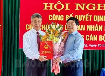 Tin bổ nhiệm lãnh đạo mới Hải Dương, Thừa Thiên - Huế, Bình Thuận