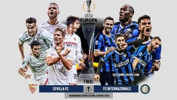 Sevilla vs Inter Milan (02h00, 22/8): Link xem trực tiếp, online nhanh và rõ nét nhất