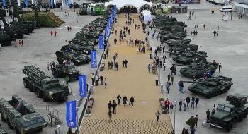 Army 2020: Hệ thống tên lửa phòng không Antey-4000 của Nga lần đầu xuất hiện