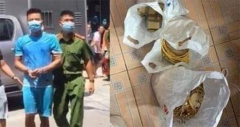Nghi phạm trộm 350 cây vàng từng phá khóa lấy cắp 1 xe Honda SH