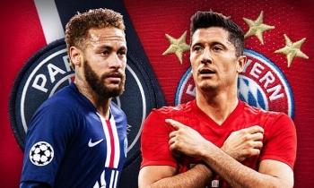 Xem trực tiếp, online chung kết C1 PSG vs Bayern Munich trên kênh nào?