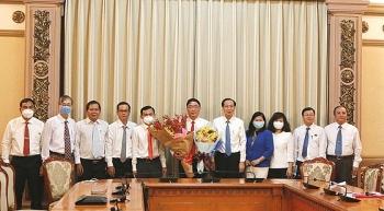 Tin bổ nhiệm lãnh đạo mới TP.HCM, Đồng Nai, Bến Tre